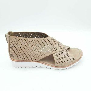 Euro Soft By Sofft Clelia Comfort Sandals 7.5 New